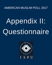 Appendix II: Questionnaire