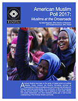 American Muslim Poll 2017 Report Cover
