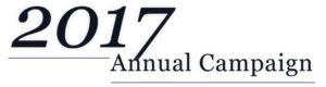 2017 Annual Campaign