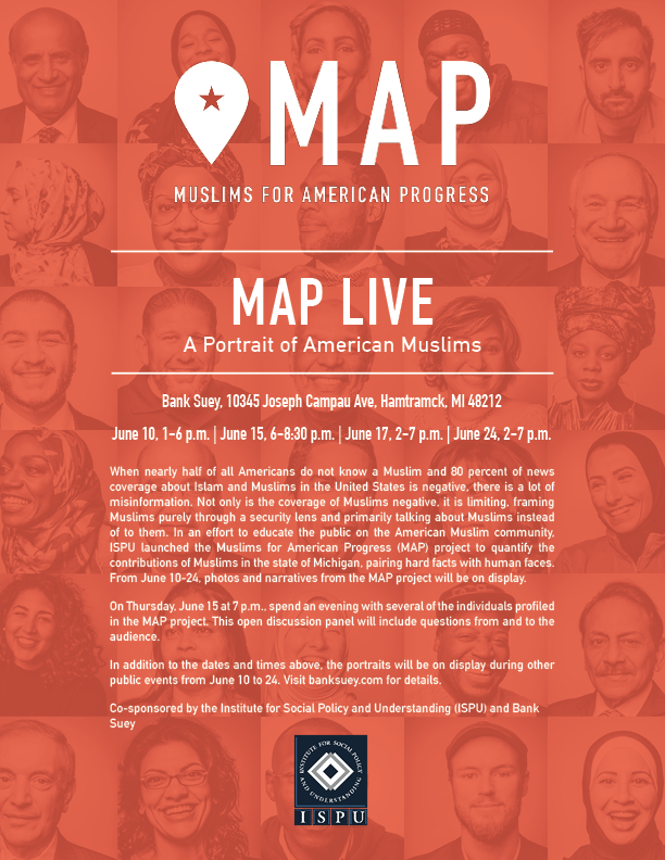 MAP Live: A Portrait of American Muslims