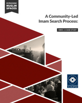 A Community-Led Imam Search Process report cover