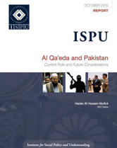 Al-Qaeda and Pakistan report cover
