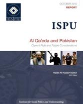Al-Qaeda and Pakistan report cover