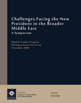 Challenges Facing the New President in the Broader Middle East report cover