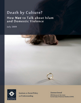 Death by Culture? report cover