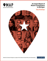 Impact Report of Muslim Contributions to Michigan key findings cover