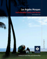 LA Mosques Institutionalize Charity and Service report cover