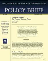 Losing the Republic brief cover