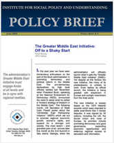 The Greater Middle East Initiative brief cover