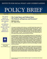 The US and Political Islam brief cover