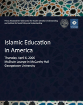 islamic education in america report cover