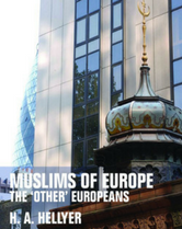 Muslims of Europe book cover