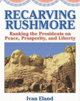 Recarving Rushmore book cover