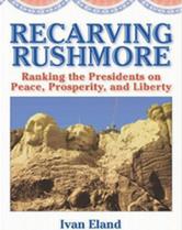 Recarving Rushmore book cover