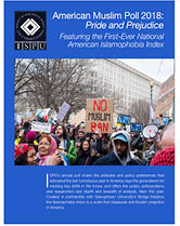 American Muslim Poll 2018 report cover
