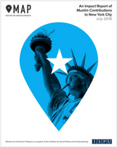 An Impact Report of Muslim Contributions to New York City report cover