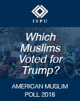Which Muslims Voted for Trump? American Muslim Poll 2018