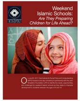 Weekend Islamic Schools report cover