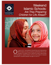 Weekend Islamic Schools report cover