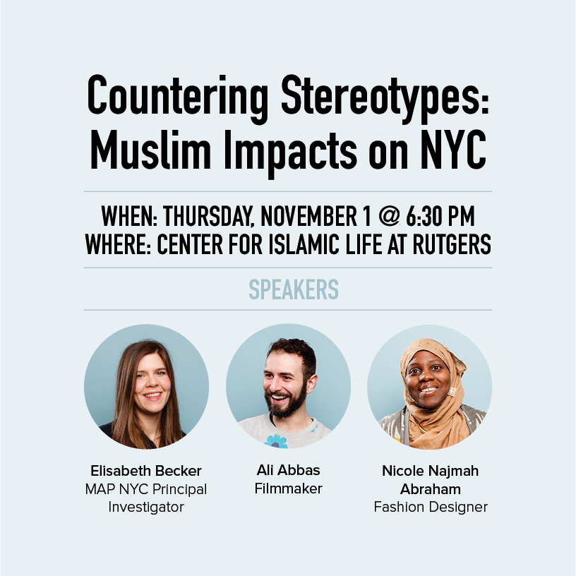 Countering Stereotypes: Muslim Impacts on NYC