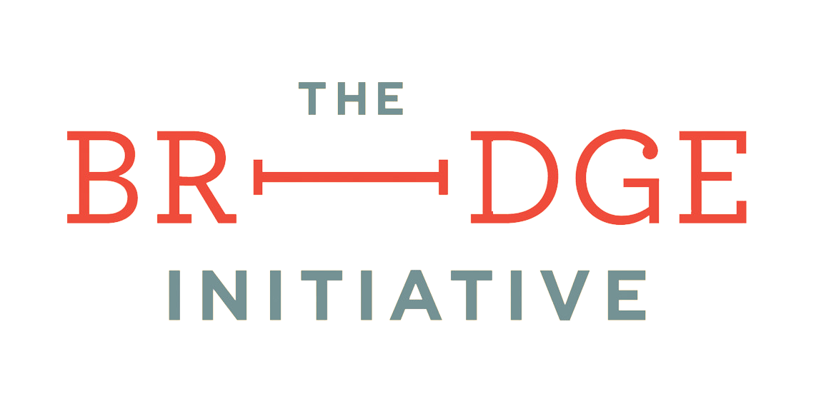 The Bridge Initiative logo