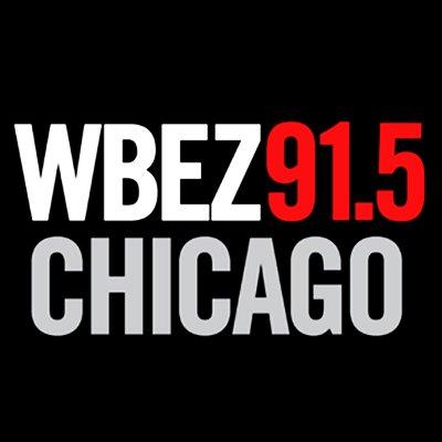 WBEZ 91.5 Chicago logo