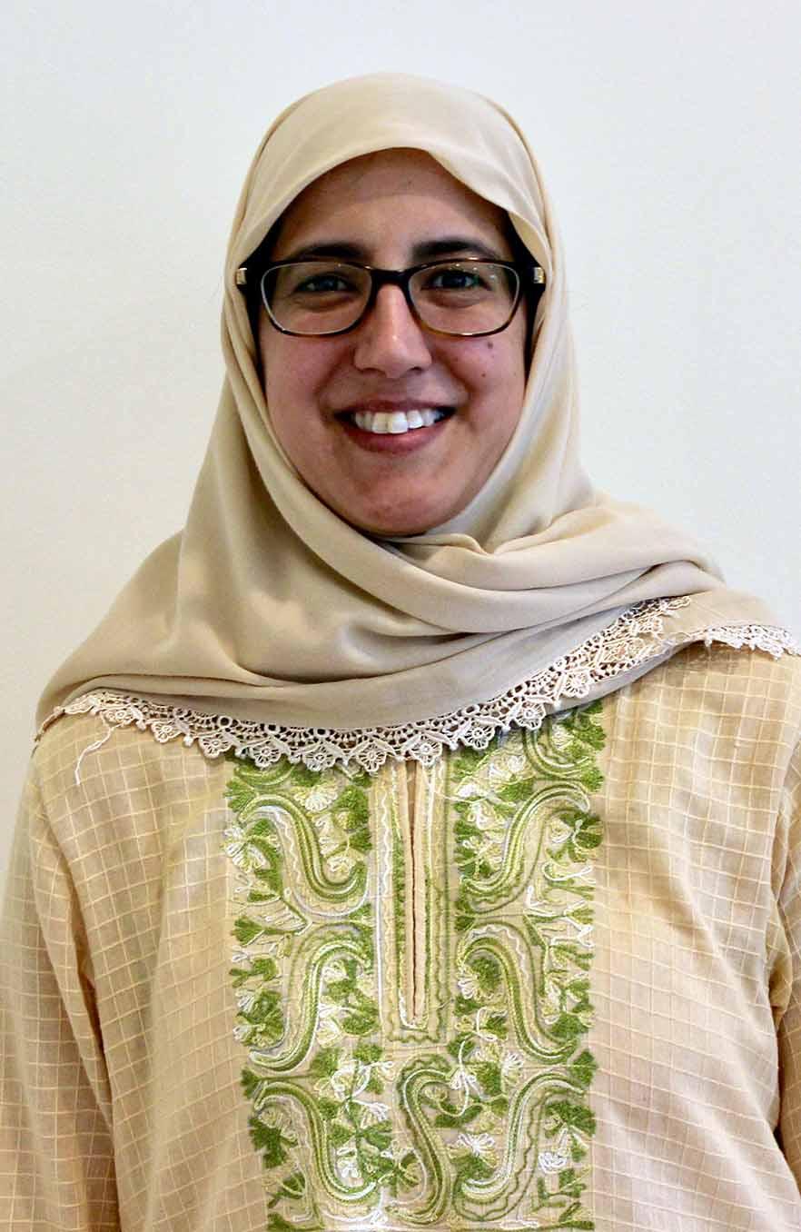 Aamina Ahmed