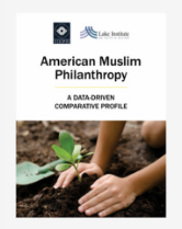 American Muslim Philanthropy report cover