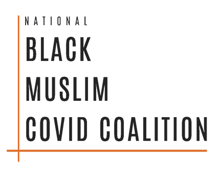 National Black Muslim COVID Coalition logo
