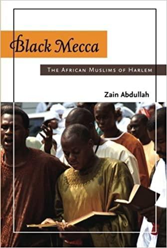 Black Mecca book cover