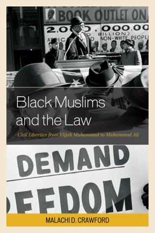 Black Muslims and the Law book cover