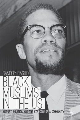 Black Muslims in the US book cover