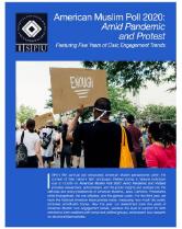 American Muslim Poll 2020 Report Cover