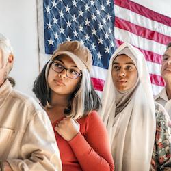 American Muslim Poll 2020 Events